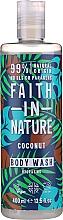Kup Żel pod prysznic Kokos - Faith in Nature Coconut Body Wash