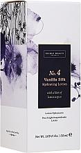 Kup Nawilżający lotion do twarzy - Edible Beauty No. 4 Vanilla Silk Hydrating Lotion