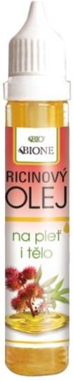 Olej rycynowy do twarzy i ciała - Bione Cosmetics Castor Face And Body Oil
