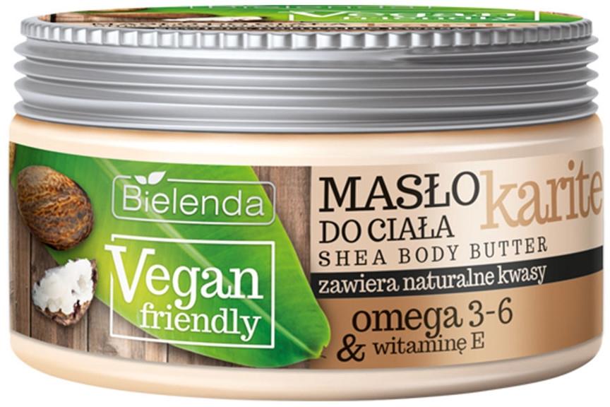 Masło do ciała Karite - Bielenda Vegan Friendly