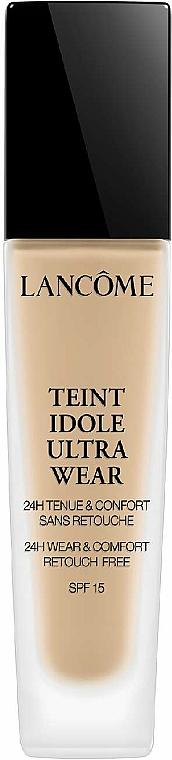 Długotrwały podkład do twarzy - Lancôme Teint Idole Ultra Wear SPF 15