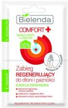Kup Regenerujący zabieg do dłoni i paznokci Kuracja parafinowa - Bielenda Comfort+