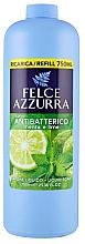 Kup Antybakteryjne mydło w płynie Mięta i limonka - Felce Azzurra Antibacterial Mint & Lime Liquid Soap