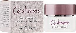 Kup Krem ochronny do twarzy - Alcina Cashmere Face Cream