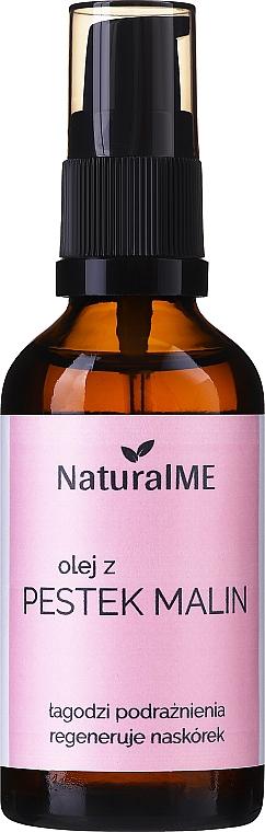 Olej z pestek malin - NaturalME