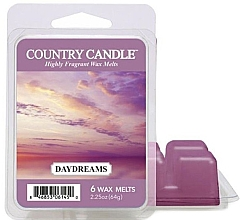 Kup Wosk zapachowy - Country Candle Daydreams Wax Melts