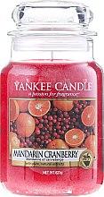 Kup Świeca zapachowa w słoiku - Yankee Candle Mandarin Cranberry