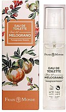 Kup Frais Monde Pomegranate Flowers - Woda toaletowa