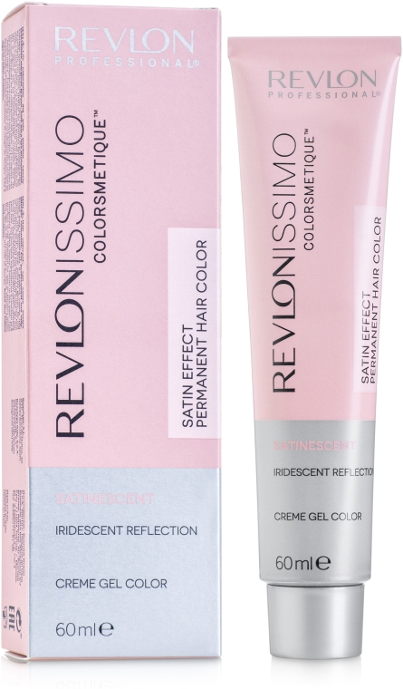 Farba do włosów - Revlon Professional Revlonissimo Colorsmetique Satinescent — фото N1