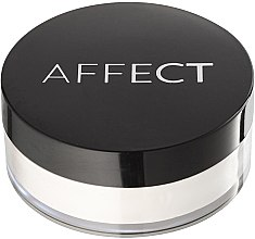 Kup Transparentny puder z perłowym wykończeniem - Affect Cosmetics Transparent Skin Luminizer Pearl Powder