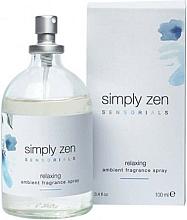 Kup Relaksujący spray do wnętrz - Z. One Concept Simply Zen Parfum Sensorials Relaxing Spray