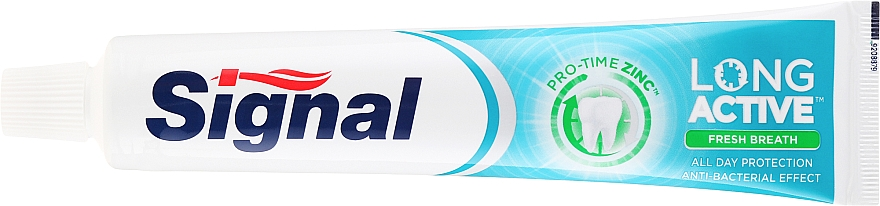 Pasta do zębów - Signal Long Active Fresh Breath Toothpaste — фото N2