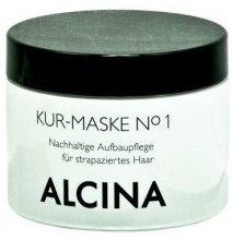 Kup Krem-maska do włosów zniszczonych - Alcina Hair Care Cream-Mask N1