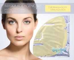 Kup Maska kolagenowa z cząstkami złota - Beauty Face Collagen Hydrogel Mask