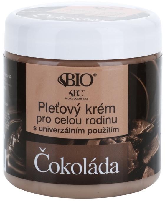 Uniwersalny krem rodzinny Czekolada - Bione Cosmetics Chocolate Skin Cream