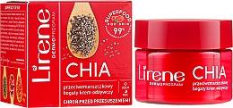 Kup Przeciwzmarszczkowy bogaty krem odżywczy do twarzy z chia - Lirene Dermo Program Superfood For Skin