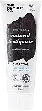 Kup Naturalna pasta do zębów z węglem aktywnym - The Humble Co. Natural Toothpaste Charcoal