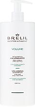 PRZECENA! Szampon dodający objętości włosom cienkim - Brelil Bio Treatment Volume Shampoo * — фото N3