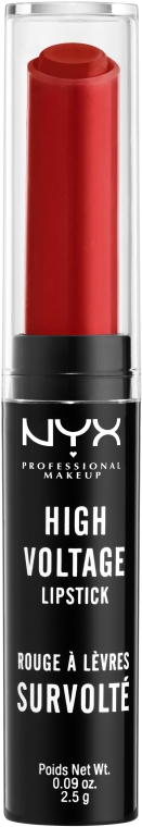 Szminka do ust - NYX Professional Makeup High Voltage Lipstick