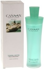 Kup Wodny tonik do twarzy do skóry tłustej i mieszanej z minerałami i ziołami z Morza Martwego - Canaan Minerals & Herbs Toning Water Normal to Oily Skin