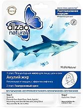 Kup Dwuetapowa maska do twarzy Olej z rekina - Dizao