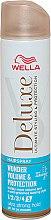 Kup Lakier do włosów Wspaniała objętość i mocna ochrona - Wella Deluxe Wonder Volume & Protection Ultra Strong Hold