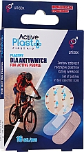 Kup Plastry opatrunkowe dla aktywnych - Ntrade Active Plast First Aid For Active People Patches