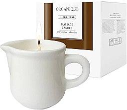 Kup Świeca do masażu Guarana - Organique Spa Massage Candle Guarana