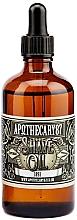 Kup Olejek do golenia i brody dla mężczyzn - Apothecary 87 Shave Oil 1893