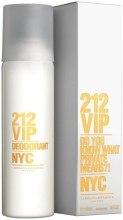 Kup Carolina Herrera 212 VIP - Perfumowany dezodorant w sprayu