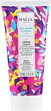 Kup Nawilżający krem do ciała - Baija Delirium Floral Gommage Body Cream