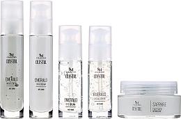 Kup PRZECENA! Zestaw - Sezmar Collection Love Crystal (f/cr/2x50ml + eye/cr/30ml + f/ser/30ml + f/mask/100ml)*