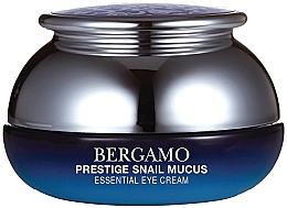 Kup Krem pod oczy - Bergamo Prestige Snail Mucus Essential Eye Cream