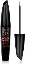 Kup Eyeliner w płynie - Golden Rose Cat's Eyes Liner