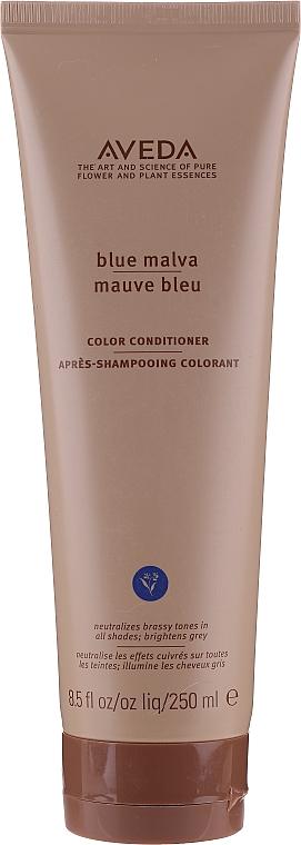 Odżywka do włosów farbowanych - Aveda Blue Malva Colour Conditioner — фото N1
