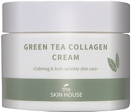 Kup Krem do twarzy z kolagenem i zieloną herbatą - The Skin House Green Tea Collagen Cream