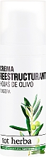 Kup Nawilżający krem do twarzy - Tot Herba Crema Restructuring Cream of Olive Leaves