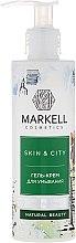 Kup Żel-krem do mycia twarzy Trzęsak morszczynowaty - Markell Cosmetics Skin&City