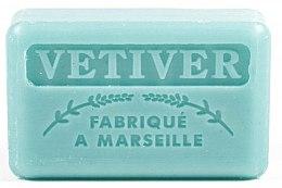 Kup Marsylskie mydło w kostce Irys - Foufour Savonnette Marseillaise Vetiver