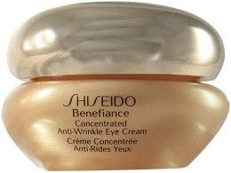 Kup Skoncentrowany krem przeciwzmarszczkowy do skóry wokół oczu - Shiseido Benefiance Concentrated Anti-Wrinkle Eye Cream