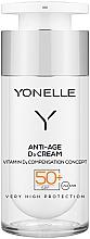 Kup Przeciwzmarszczkowy krem do twarzy SPF 50+ - Yonelle Anti-Age D3 Cream