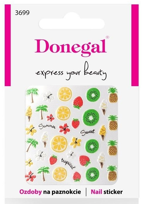Ozdoby na paznokcie, 3699 - Donegal  — фото N1