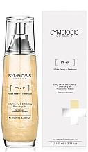 Kup Rozświetlający żel do mycia twarzy Biała piwonia - Symbiosis London Enlightening & Exfoliating Cleansing Gel
