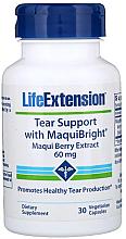 Kup Ekstrakt z arystotelii do ochrony oczu - Life Extension Tear Support with MaquiBright
