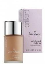 Kup Podkład w kremie - Jean d'Arcel Brillant Velvet Moist Make-up 20ml (tester bez opakowania)