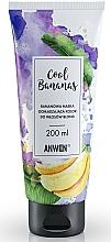 Kup Bananowa maska ochładzająca kolor do włosów blond - Anwen Cool Bananas Color Cooling Mask For Blond Hair