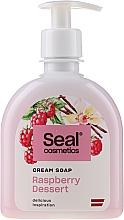 Kup Kremowe mydło w płynie Malinowy deser - Seal Cosmetics Cream Soap