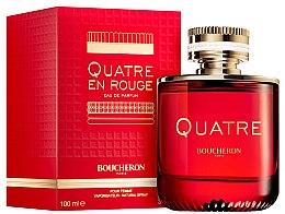 Kup Boucheron Quatre En Rouge - Woda perfumowana