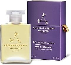 Kup Antystresowy olejek pod prysznic i do kąpieli - Aromatherapy Associates De-Stress Mind Bath & Shower Oil