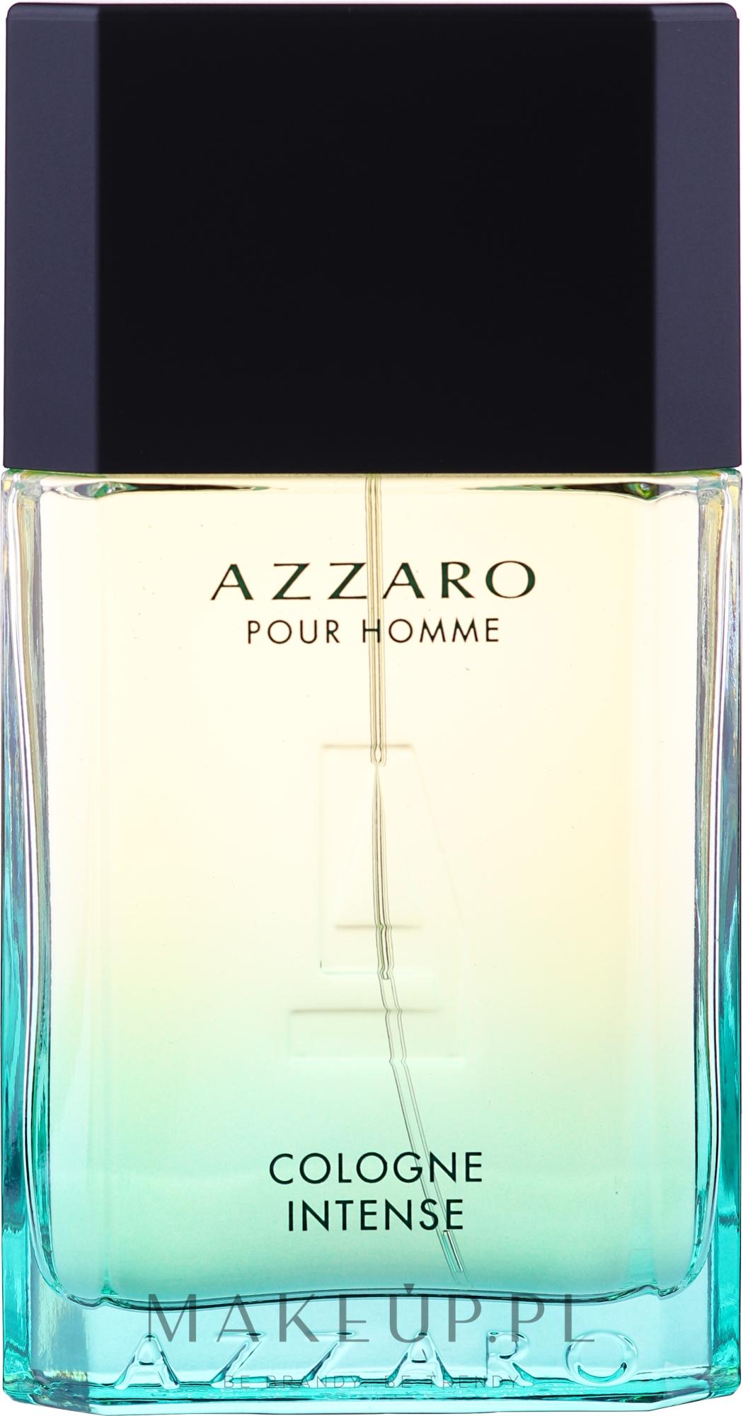azzaro azzaro pour homme cologne intense